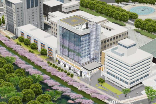 富山県防災・危機管理センター(仮称) サムネイル